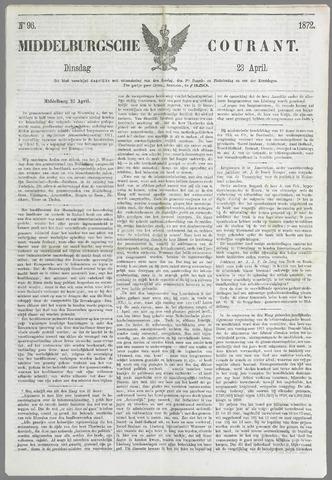 Middelburgsche Courant 1872-04-23