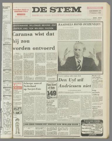 de Stem 1977-11-03