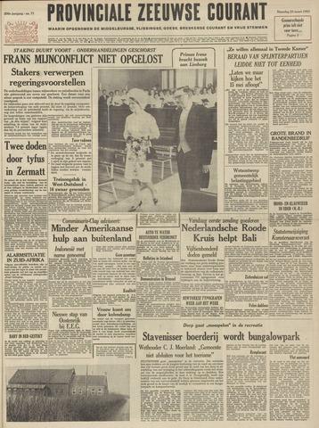 Provinciale Zeeuwse Courant 1963-03-25