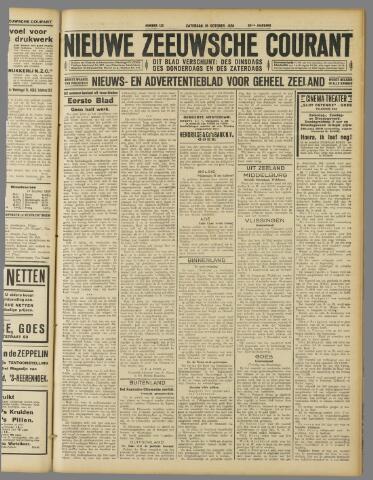 Nieuwe Zeeuwsche Courant 1929-10-19