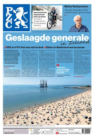 Provinciale Zeeuwse Courant 2020-05-22
