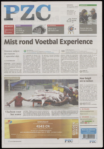 Provinciale Zeeuwse Courant 2013-08-20