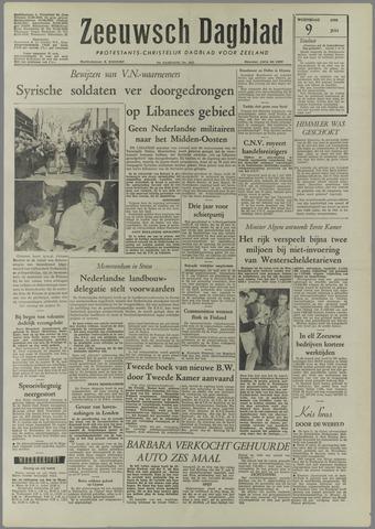 Zeeuwsch Dagblad 1958-07-09