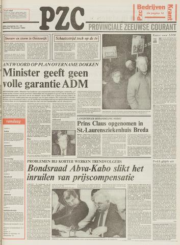 Provinciale Zeeuwse Courant 1983-01-18