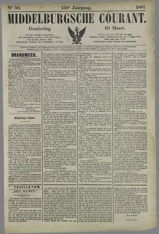 Middelburgsche Courant 1887-03-10