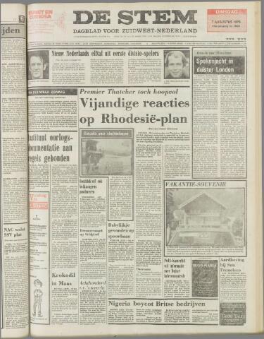 de Stem 1979-08-07