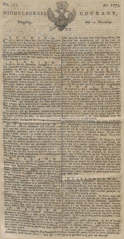 Middelburgsche Courant 1775-12-19