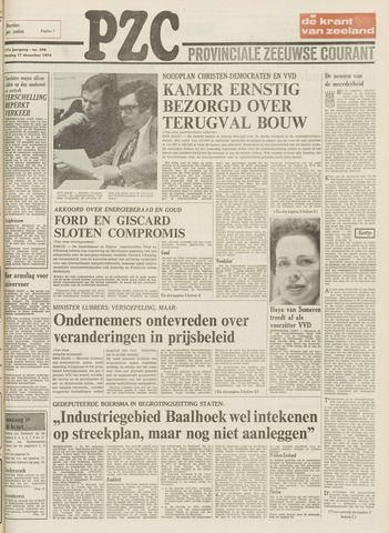 Provinciale Zeeuwse Courant 1974-12-17