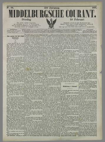 Middelburgsche Courant 1891-02-10