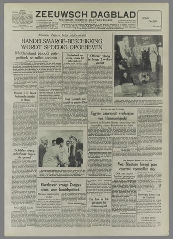 Zeeuwsch Dagblad 1956-01-25