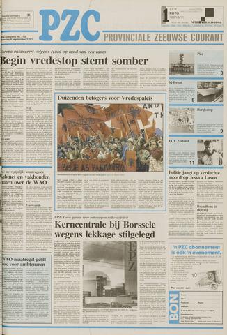 Provinciale Zeeuwse Courant 1991-09-09