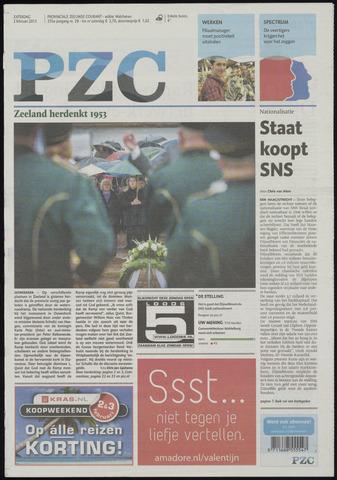 Provinciale Zeeuwse Courant 2013-02-02
