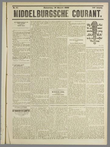 Middelburgsche Courant 1925-03-14