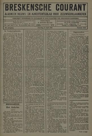 Breskensche Courant 1919-04-12