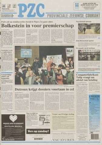 Provinciale Zeeuwse Courant 1998-04-25