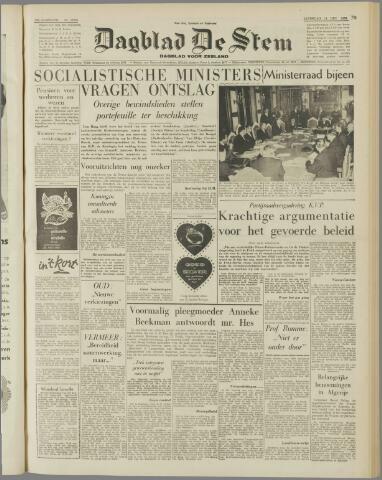 de Stem 1958-12-13