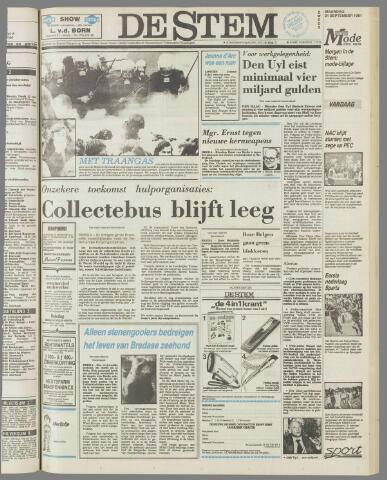 de Stem 1981-09-21