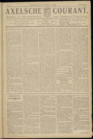 Axelsche Courant 1932-04-19
