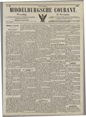 Middelburgsche Courant 1902-11-12
