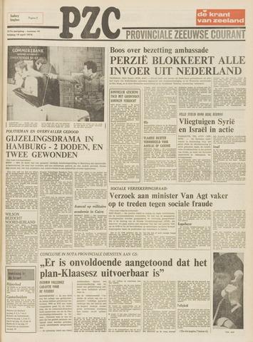 Provinciale Zeeuwse Courant 1974-04-19
