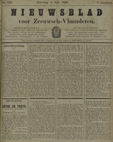 Nieuwsblad voor Zeeuwsch-Vlaanderen 1896-07-04