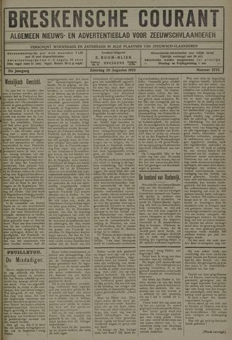 Breskensche Courant 1922-08-26