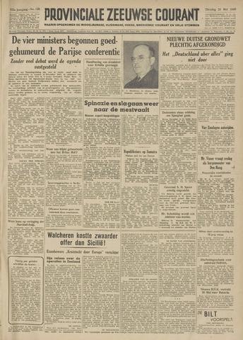 Provinciale Zeeuwse Courant 1949-05-24