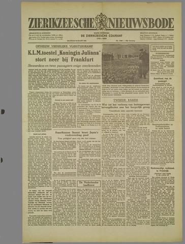 Zierikzeesche Nieuwsbode 1952-03-24