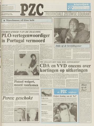 Provinciale Zeeuwse Courant 1983-04-11