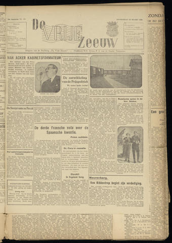 de Vrije Zeeuw 1946-03-28