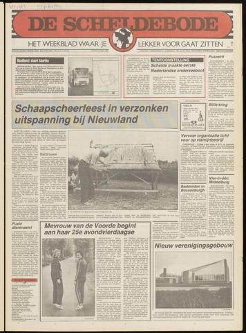 Scheldebode 1984-05-30