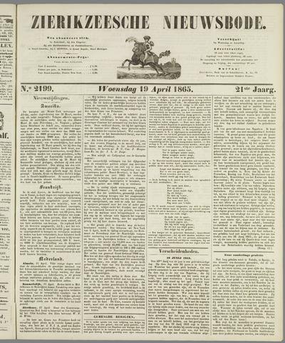 Zierikzeesche Nieuwsbode 1865-04-19