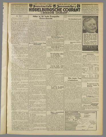 Middelburgsche Courant 1939-03-16
