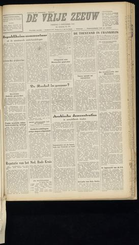de Vrije Zeeuw 1947-12-05