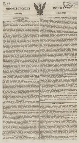 Middelburgsche Courant 1829-07-16