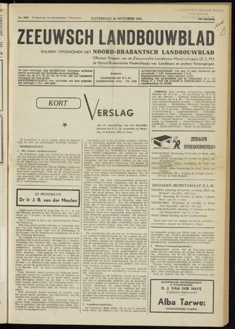 Zeeuwsch landbouwblad ... ZLM land- en tuinbouwblad 1951-10-20