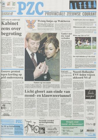 Provinciale Zeeuwse Courant 2001-04-28