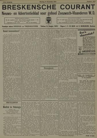 Breskensche Courant 1935-11-19