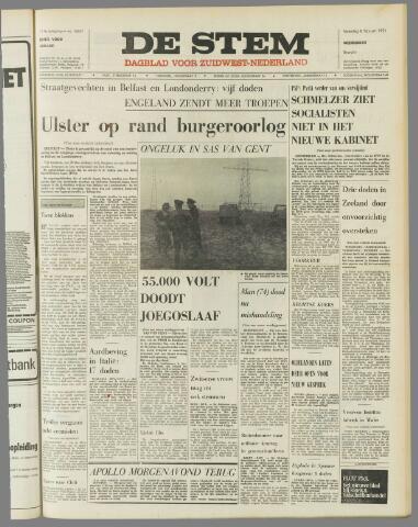 de Stem 1971-02-08