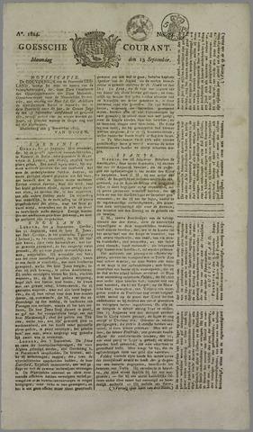 Goessche Courant 1824-09-13