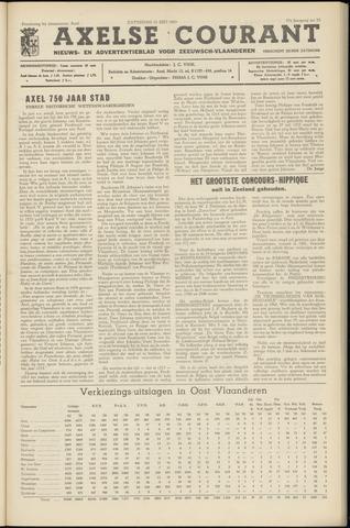 Axelsche Courant 1963-05-18