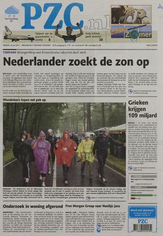 Provinciale Zeeuwse Courant 2011-07-22