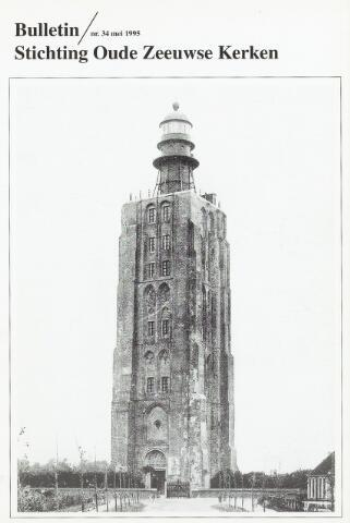 Bulletin Stichting Oude Zeeuwse kerken 1995-05-01