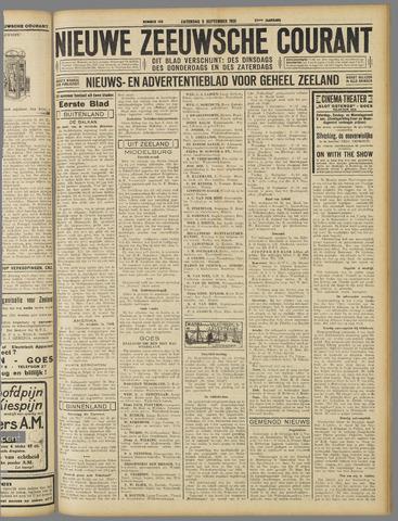 Nieuwe Zeeuwsche Courant 1931-09-05