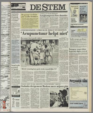 de Stem 1989-07-21