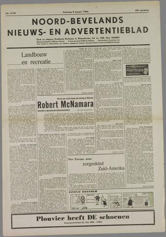 Noord-Bevelands Nieuws- en advertentieblad 1966-01-08