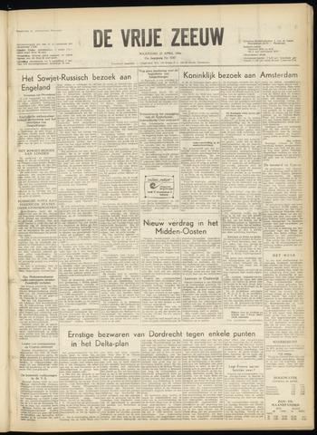 de Vrije Zeeuw 1956-04-23