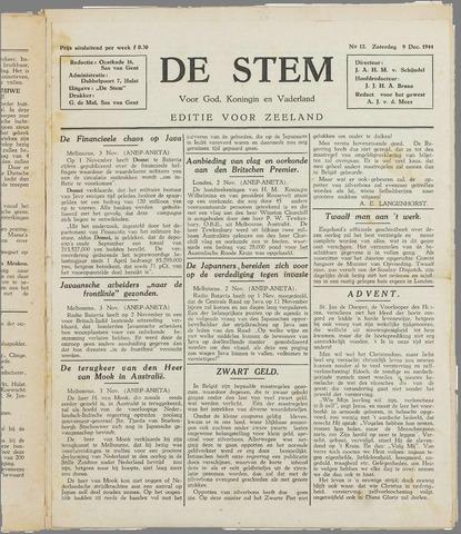 de Stem 1944-12-09