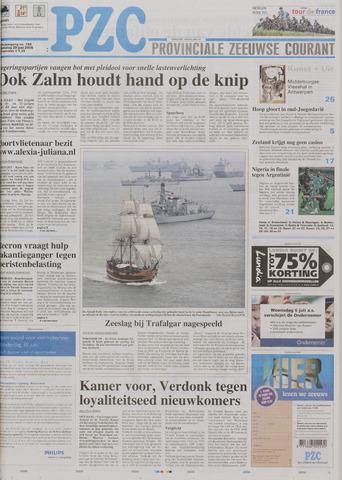 Provinciale Zeeuwse Courant 2005-06-29