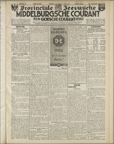 Middelburgsche Courant 1937-04-06